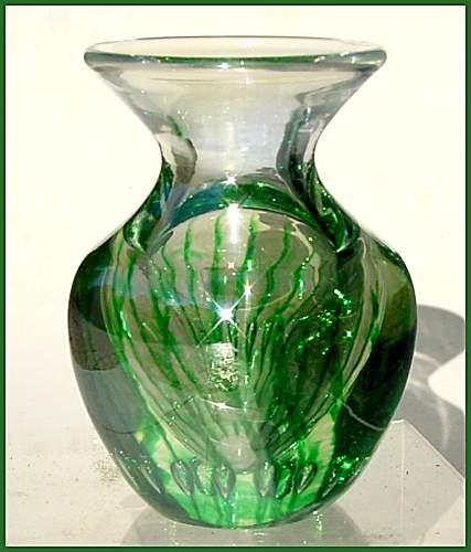 Randall Antiques And Fine Arts Karl Kraft Art Glass Gallery