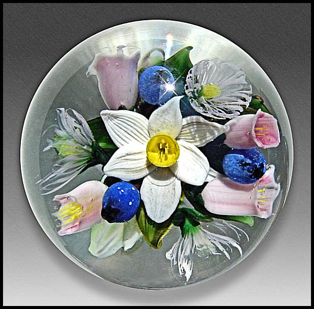 randall antiques and fine arts paperweights